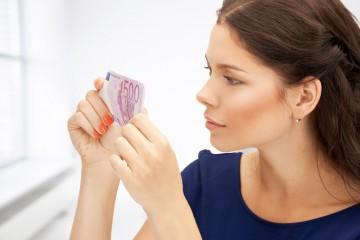 Skúmanie falošných peňazí