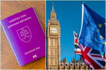 Sociálna poisťovňa vydala odporúčania pre Slovákov v Británii, niektoré doklady by si mali uchovať