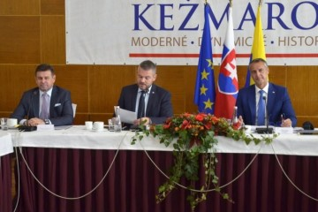 Výjazdové rokovanie vlády SR v Kežmarku
