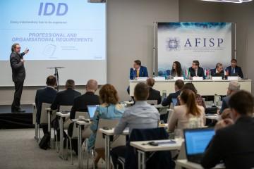 Smernica IDD na AFISP medzinárodnom workshope.