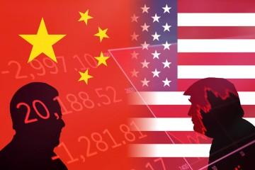 Finančný trh USA Čína