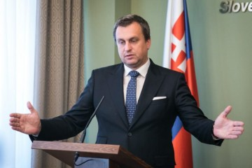 Danko žiada predvolanie ukrajinského veľvyslanca Mušku, jeho tvrdenia považuje za vyhrážky