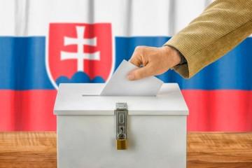 Parlamentné voľby na Slovensku
