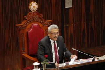 Prezident Srí Lanky rozpustil parlament, voľby budú o mesiac