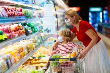 Nákup potravín