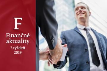 Finančné aktuality 7/2019: Na Slovensku sú tisíce rizikových firiem