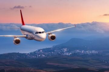 Daň z lietania