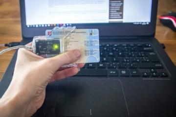Elektronický občiansky preukaz