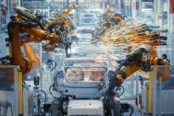 priemyselná produkcia