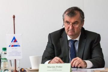Prezident Asociácie nemocníc Slovenska - Marián Petko.