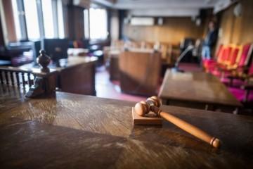 Súdna miestnosť