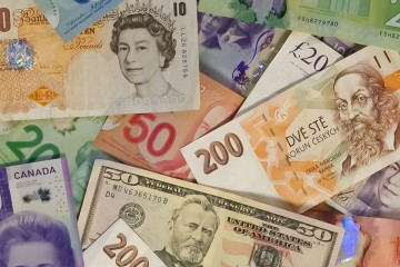 zahraničné meny