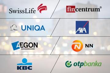 Banky a poisťovne