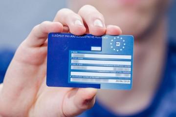 Európsky preukaz zdravotného poistenia