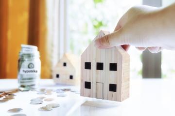 Úrokové sadzby hypoték už veľmi nemajú kam klesať, budú skôr rásť