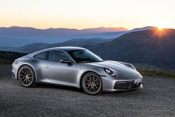 Porsche pripravilo novú, ôsmu generáciu modelu 911