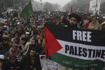 Turecko otvorí veľvyslanectvo v Jeruzaleme iba v prípade, ak svet uzná palestínsky štát