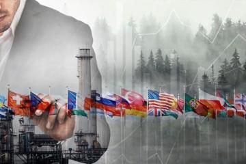 Výdavky krajín na zmenu klímy