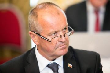 Minister obrany SR Peter Gajdoš