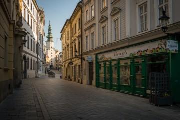 Zavreté obchody v Bratislave