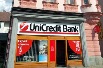 Banka UniCredit uzavrela dohody o bankopoistení s dvojicou poisťovní