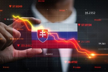 Slovenská ekonomika v roku 2020
