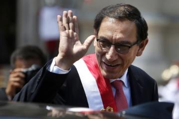 Peru má nového prezidenta, Martín Vizcarra prisľúbil bojovať proti korupcii