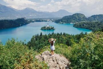 Bled v Slovinsku