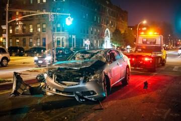 Nemajetková ujma po autonehode