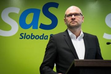 Rozhodnutie prezidenta Kisku vníma Sulíkova SaS ako výnimočné vo výnimočnej situácii
