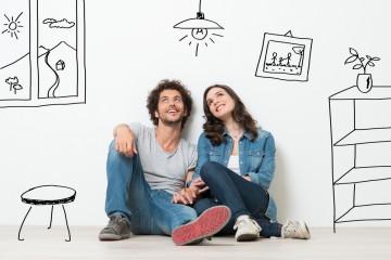 Slováci túžia bývať vo vlastnom, no výrazne sa zadlžujú