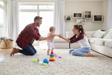 Dovolenka pre mladých rodičov