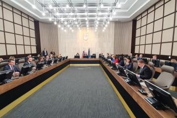 Rokovanie Vlády SR