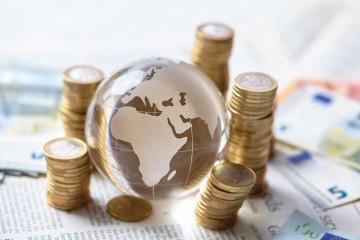 výber daní vo svete