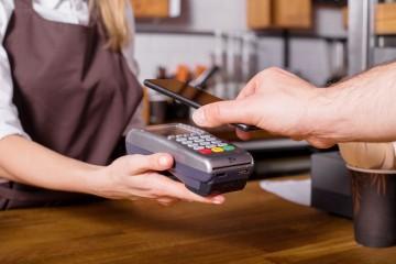 bezkontaktná platba