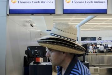 Skrachovaná cestovná kancelária Thomas Cook