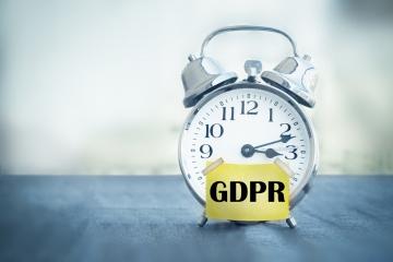 GDPR: Osobné údaje môžu byť aj v zálohách