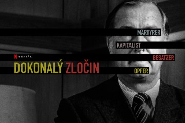 Dokonalý zločin - seriál na Netflixe