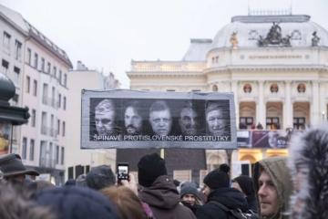 V Bratislave a ďalších mestách na Slovensku bude opäť zhromaždenie Za slušné Slovensko