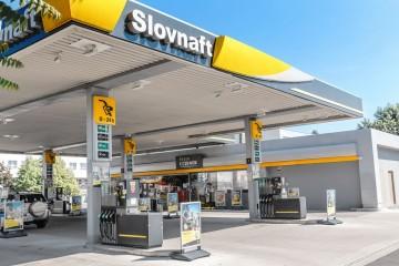 Benzínka Slovnaft