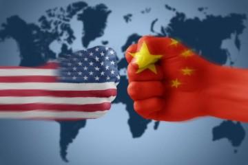 Obchodná vojna medzi USA a Čínou