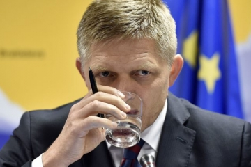 Slovensko bude robiť zodpovedné európske rozhodnutia, tvrdí Fico