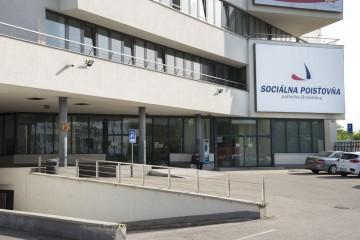 Budova Sociálnej poisťovne