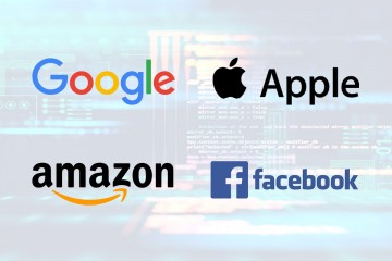Google, Facebook, Apple, Amazon