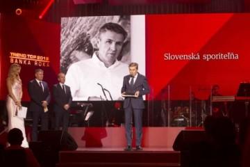 Slovenská sporiteľňa na oceňovaní