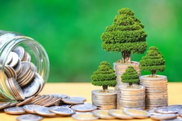 zelené dlhopisy