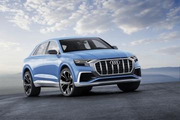V roku 2018 príde na trh nové Audi Q8 z bratislavského závodu VW