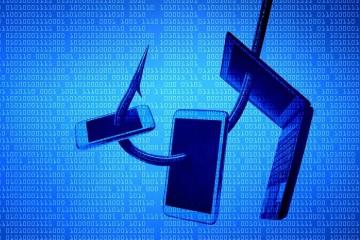 phishingový podvod
