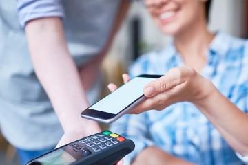 Bezkontaktná platba mobilom