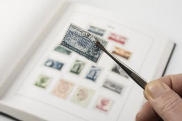 poštové známky